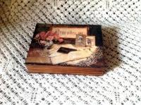 Коробочка для карт или визиток