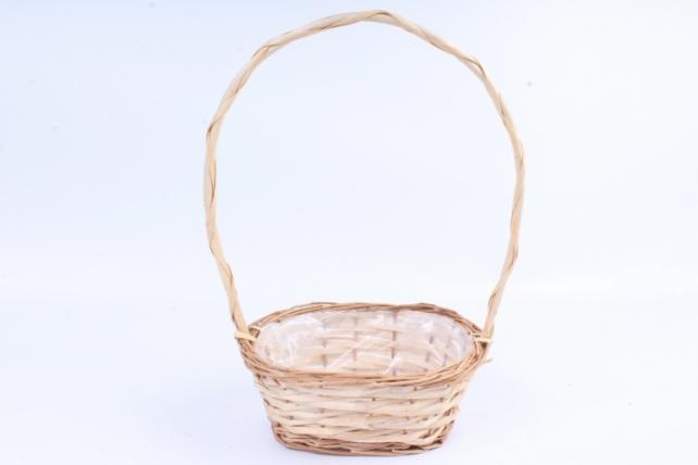 Корзина плетеная (ива),   8790