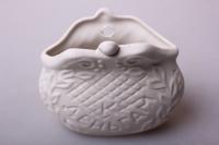 Кошелёк К деньгам (керамика) 6х8.5см.