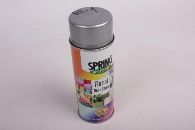 краска-аэрозоль  серебро  003  (400 мл)