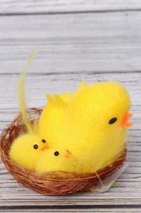 Курица в гнезде 1шт  15BY152 S