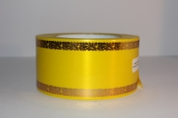 Лента 6х50у Жёлтая А625