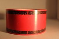 Лента 6х50м Красная Р693