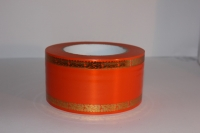 Лента 6х50у Оранжевая А633