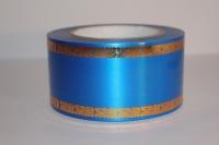Лента 6х50у Синяя А629