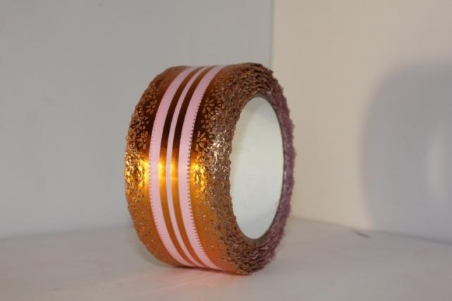 5х25у ажурная лента лента ажурная 5х25у розовая с510 C510