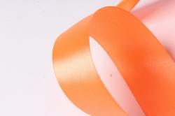 лента атлас 4см х 25ярд персик(н) к