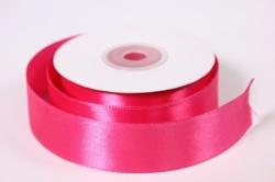 Лента атласная - 2,5см*25ярд пурпурный 14 (Н). К