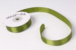 Лента атласная 2см*25ярд  оливковый   (Н) К