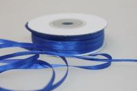 Лента атласная (3 мм х 30 м) Синяя Китай