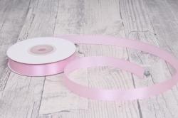 Лента атласная 1,2см*22,85м 93 нежно - розовая, 0018М