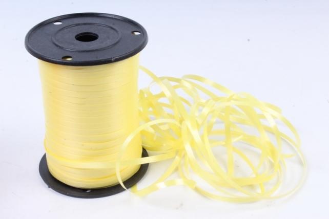 Лента простая 0,5х500м - Жёлтая P0503