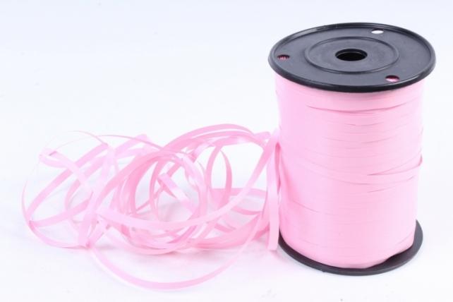 Лента простая 0,5х500м - Розовая P0502