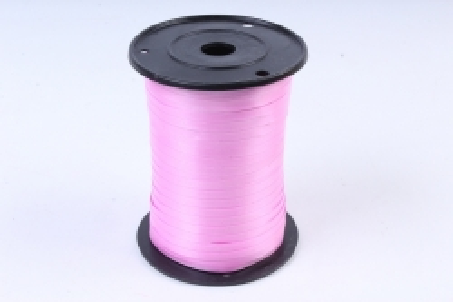 Лента простая 0,5х500м - Ярко-розовая P0537