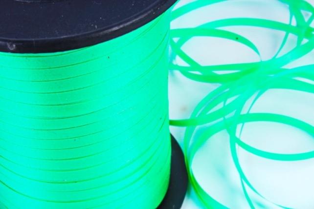 Лента простая 0,5х500м - Зелёная P0516