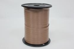 Лента простая (0,5см х 500м) P0536 ШОКОЛАД