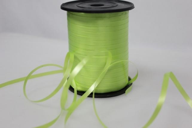 0,5 см х 500м лента простая (0,5см  х 500м) р0504 салатовый P0504