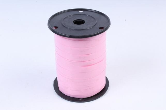 Лента простая (1см х 250м) P104 РОЗОВЫЙ