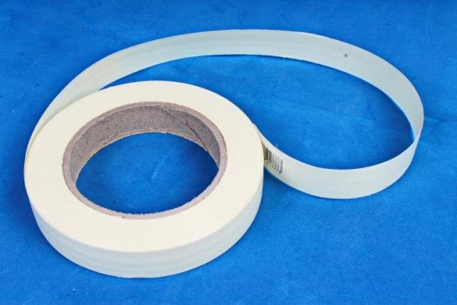 Лента простая (2см*50м) Гладкая без тиснения P2033 ШАМПАНЬ