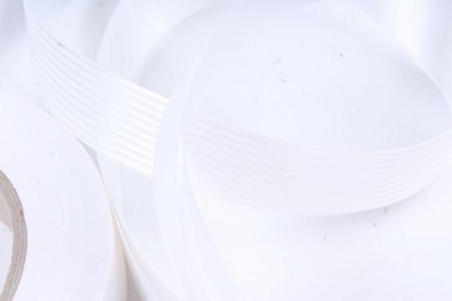 Лента простая (2см х 50м) Эко Р2161 БЕЛЫЙ