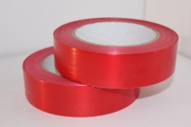 3,0 см х 50м без тиснения лента простая 3х50м гладкая без тиснения красная p326 P326