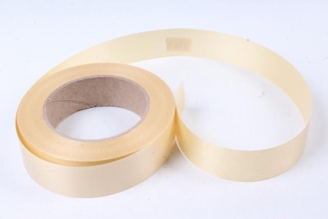 Лента простая (3см x 50м) Гладкая без тиснения P334 БРОНЗОВАЯ