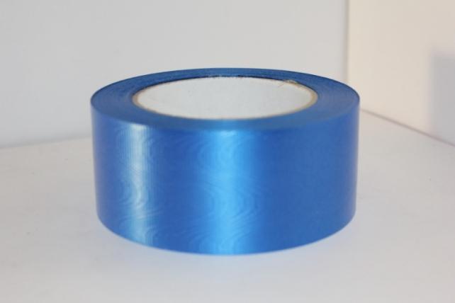 """траурная ритуальная лента - лента 5х50м простая тиснёная лента простая 5х50м """"тиснение дерево"""" синяя р557 P557"""