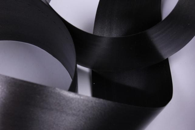 лента простая (5см*50м) гладкая без тиснения p513 чёрный