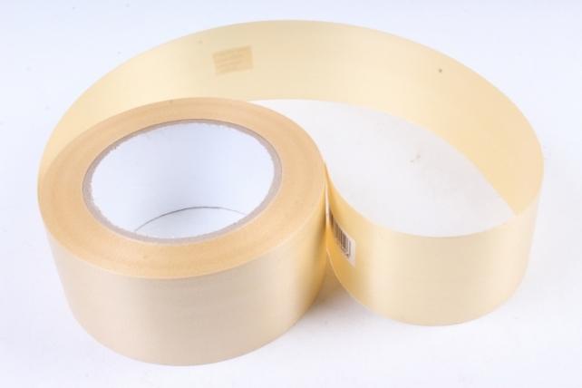 Лента простая (5см х 50м) Гладкая без тиснения P505 БРОНЗОВЫЙ