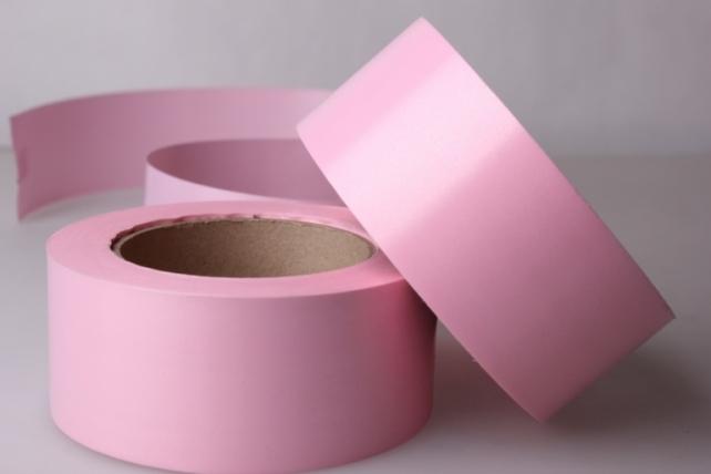 5,0 см х 50м простая лента простая (5см х 50м) гладкая без тиснения p594 розовый P594