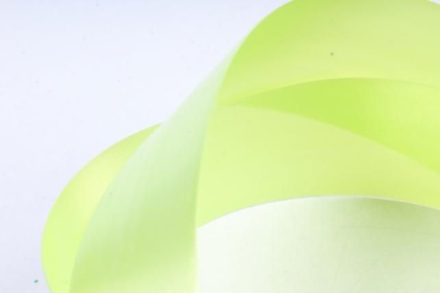 Лента простая (5см х 50м) Гладкая без тиснения P598 САЛАТОВЫЙ