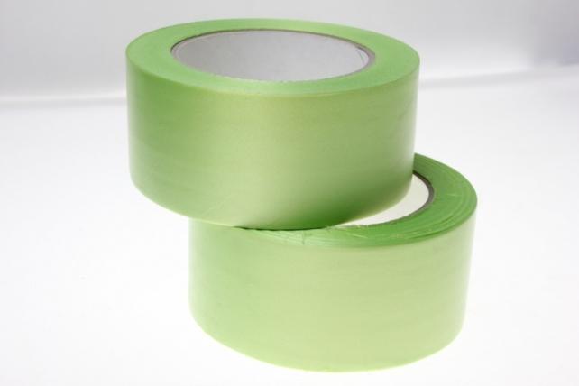 5,0 см х 50м простая лента простая (5см х 50м) гладкая без тиснения p598 салатовый P598