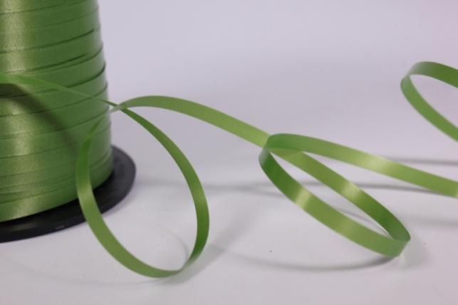лента простая гладкая (0,5см x 500м) p0505 оливковый