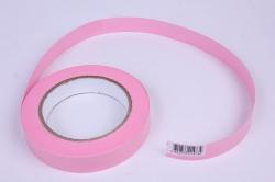 Лента простая гладкая 2*50м НР2002 розовая