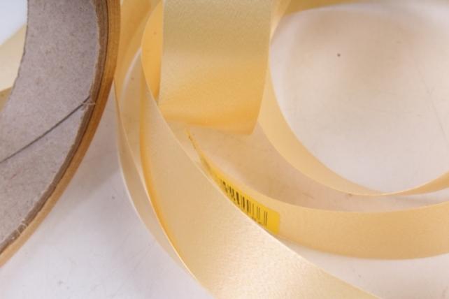 Лента простая (2см*10м) Гладкая без тиснения P2211 БРОНЗОВЫЙ