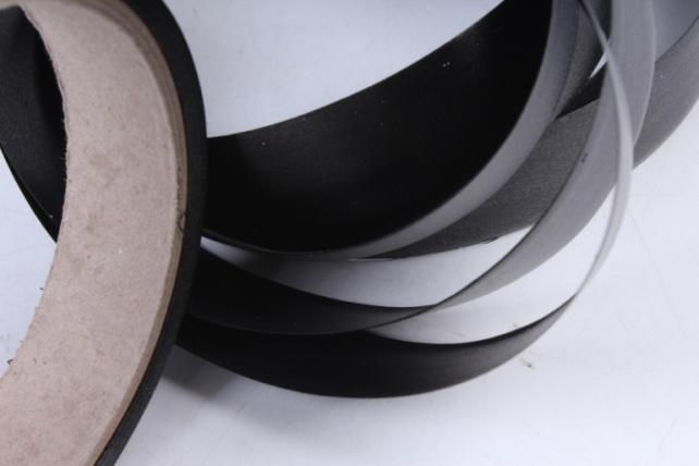 Лента простая (2см*10м) Гладкая без тиснения P2213 ЧЁРНЫЙ