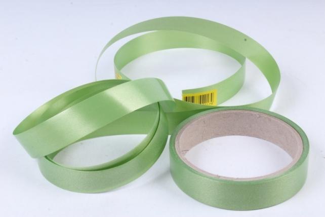 Лента простая (2см*10м) Гладкая без тиснения P2210 ОЛИВКОВЫЙ