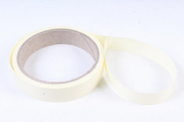 Лента простая (2см*10м) Гладкая без тиснения P2216 ШАМПАНЬ