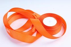 Лента репсовая 2,5см*25y оранжевый К