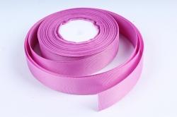 Лента репсовая 2,5см*25y сиренево-розовый К