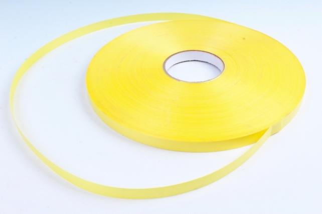 Лента-ручка 1.5см х 500м LRY жёлтая