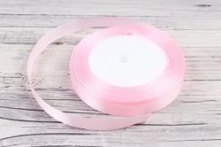 Лента тканная атласная 12мм*25Y Светло Розовый F014-12/04  МН