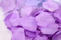 лепестки роз ( лаванда ) в пакете