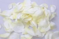 Лепестки Роз (микс цветов белый, желтый) в пакете