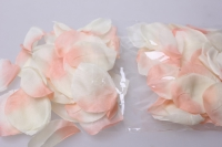Лепестки Роз (микс цветов белый, розовый) в пакете