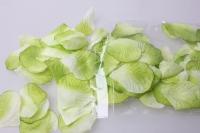 Лепестки Роз  (микс цветов салатовый, белый) в пакете
