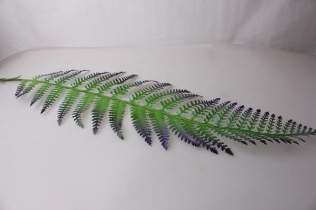 лист папортника 80см - искусственные растения