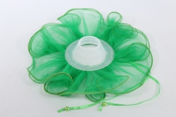 Манжетка свадебная зеленая в ассортименте