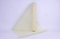 Материал упаковочный Фетр Китай, 50 см x 20 м 1003 (кремовый)