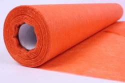 Материал упаковочный Фетр Китай, 50 см x 20 м 1028 (оранжевый)